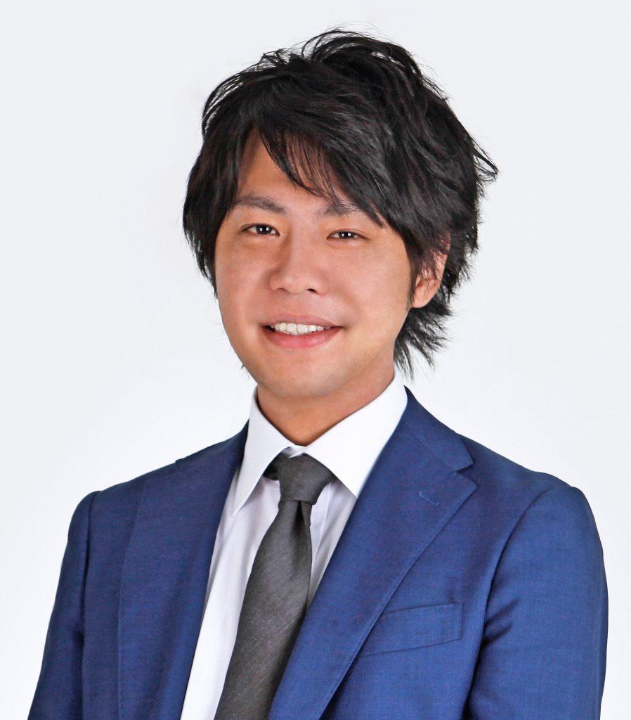 北村さんのスタッフ紹介写真