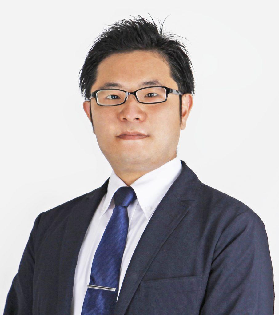 堀江さんのスタッフ紹介写真